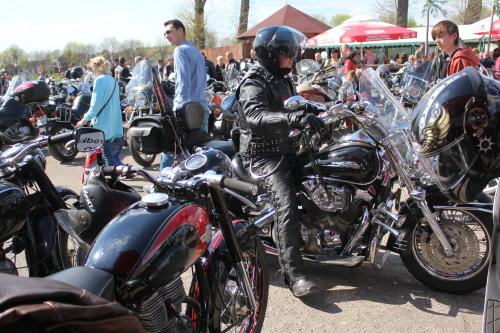 Garwolin 7 Garwoliński Rajd Motocyklowy Za Nami Kurier
